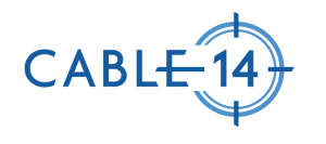 Cable 14 logo